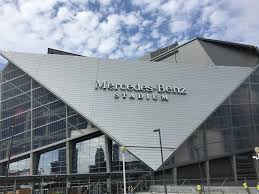 mercedes headquarters behold mercedes benz stadium atlanta soccer news