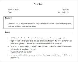 Free Sample Resume Objectives by Crafty Ideas Simple Objective For Resume 3 Resume Objectives 46