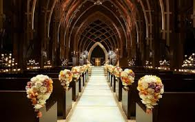 church wedding decoration ideas creative church wedding decorations easyday