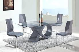 round glass table for 6 round glass table and chairs hangrofficial com