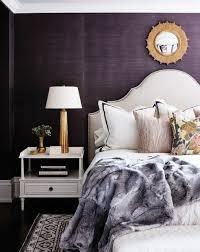 chambre gris et aubergine 1001 idées comment combiner la couleur aubergine