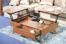 pull out coffee table pull up coffee table coffee drinker