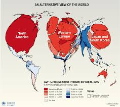 World Map Korea Gdp Per Person World Map Simcenter Www Wrsc Org Visualizing