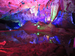 reed flute cave cave lighting picture of reed flute cave ludi yan guilin