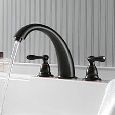 Faucet For Tub by Shop Bathroom Faucets U0026 Shower Heads At Lowes Com