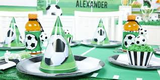 soccer party ideas two kinds of soccer party birthdayexpress