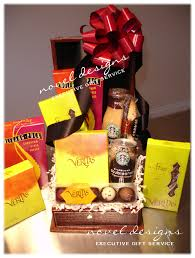 gourmet chocolate gift baskets coffee chocolate gift basket an assortment of flavored coffees