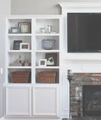 cool shelves fireplace shelves next to fireplace bookshelves next to