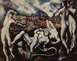 Neue Wohnzimmerm El Greco El Laokoon Zeno Org