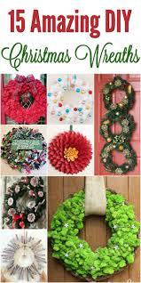 diy christmas wreath mrs kathy king