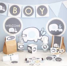 astounding baby elephant decorations for baby shower 89 for thank