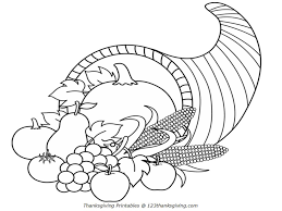 thanksgiving coloring pages for activity thanksgiving 2017