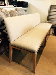 John Lewis Bench Bench The Most Incredible Upholstered Dining With Back Regard To