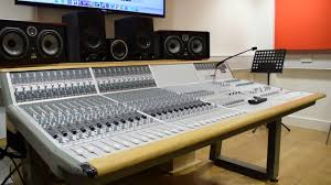 Studio Console Desk by Mixing Desk Rk Youtube