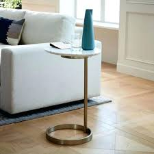 west elm round side table side table c side tables ring table west elm round for bedroom c