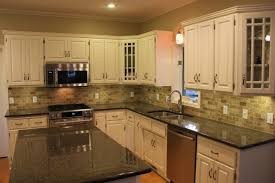 Kitchen Brick Backsplash Kitchen Room 2017 Kitchen Backsplashes For Black Granite
