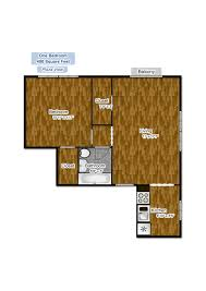 480 Square Feet by One Bedroom U2014 The Robert Browning