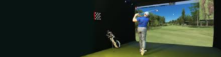 Home Design Simulation Games Swingtrack Golf Simulator For Your Home Or Business