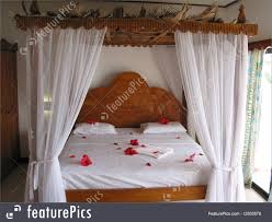 Four Post Bed by Four Poster Bed Picture