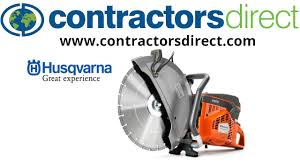 how to start your husqvarna k970 concrete cut off saw youtube