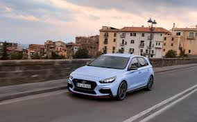 all new hyundai i30 n exhilarating driving pleasure for everyone