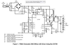 high power triac dimmable led driver ecn blog