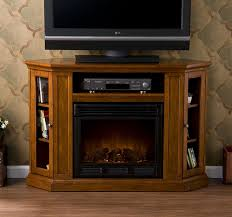 Corner Fireplace Tv Stand Entertainment Center by Amazon Com Holly U0026 Martin Ponoma Convertible Media Electric