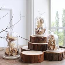 artificial and dried flowers sealed terrarium total home goods