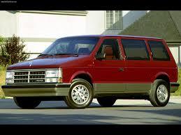 dodge caravan 1989 pictures information u0026 specs