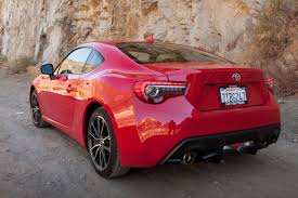 toyota sports car 2017 toyota 86 our review cars com