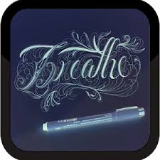 tattoo fonts android apps on google play
