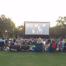 Botanic Gardens Open Air Cinema Outdoor Cinema Picture Of Park Botanic Garden Perth