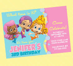 ideas bubble guppies birthday party bubble guppies party favors