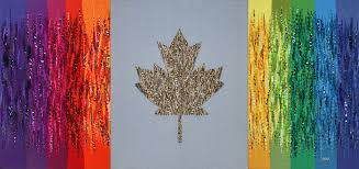 What Leaf Is On The Canadian Flag An All People Flag To Celebrate Canada U0027s 150 Birthday Sola Fiedler