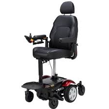Scooter Chair Merits Health Products Power Wheelchair Electric Scooter