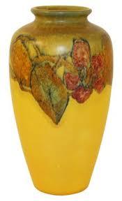 Rookwood Vase Value Rookwood Pottery 1929 Purple Vellum Floral Vase 1925 Mcdonald