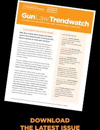 Gun Laws By State Map by Trends Law Center To Prevent Gun Violence