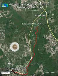 Google Maps Area 51 Florida Saltwater Circumnavigation Paddling Trail