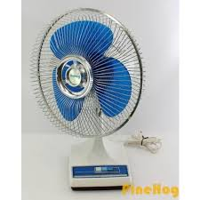 12 inch 3 speed oscillating fan for sale vintage galaxy 12 inch oscillating fan 3 speed blue blade