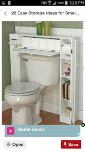 bathroom storage ideas small spaces 82 best pedestal sink storage solutions images on pinterest