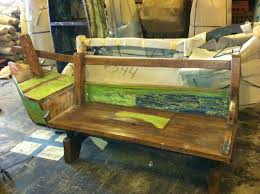 Reclaimed Boat Wood Furniture Ship Salvage Nautical Antique Warehouse
