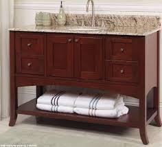 fairmont designs bathroom vanities fairmont designs shaker open shelf vanities fairmont designs