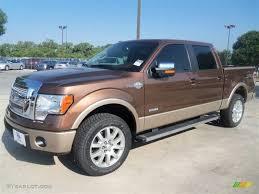 2012 golden bronze metallic ford f150 king ranch supercrew 4x4