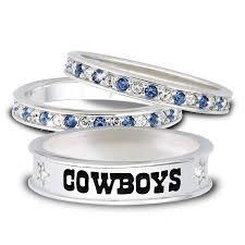 dallas wedding band dallas cowboys wedding ring