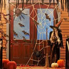 Witch Decorating Ideas Halloween Witches Decorations Halloween Decorations Witch Bats