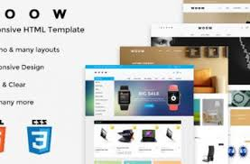themeforest seven store ecommerce html template