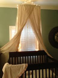 Crib Net Canopy by The Crib Canopy Incredible Lace Over Existing Mosquito Net Frame