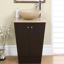 22 Inch Bathroom Vanities 22 Lillian Bathroom Vanity Single Sink Cabinet Walnut