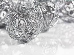 silver ornaments pictures photos and images for