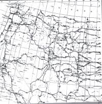 road map northwest usa what is the road in the united states ask the rambler